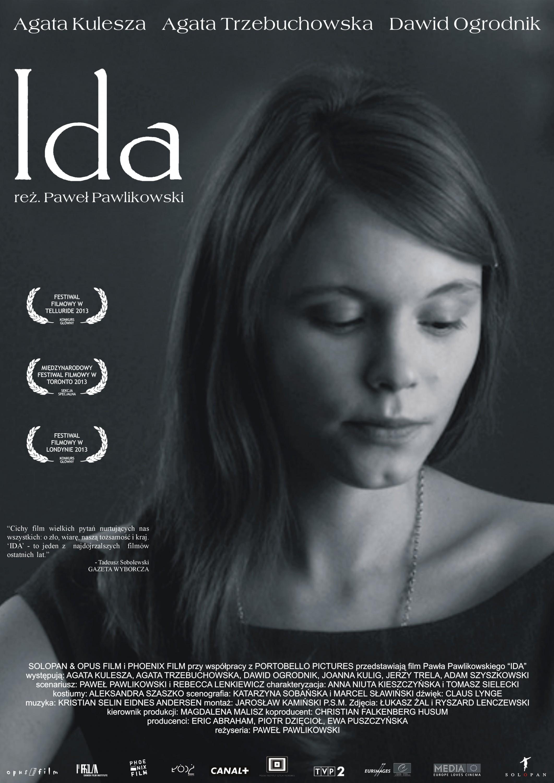 плакат фильма постер Ида