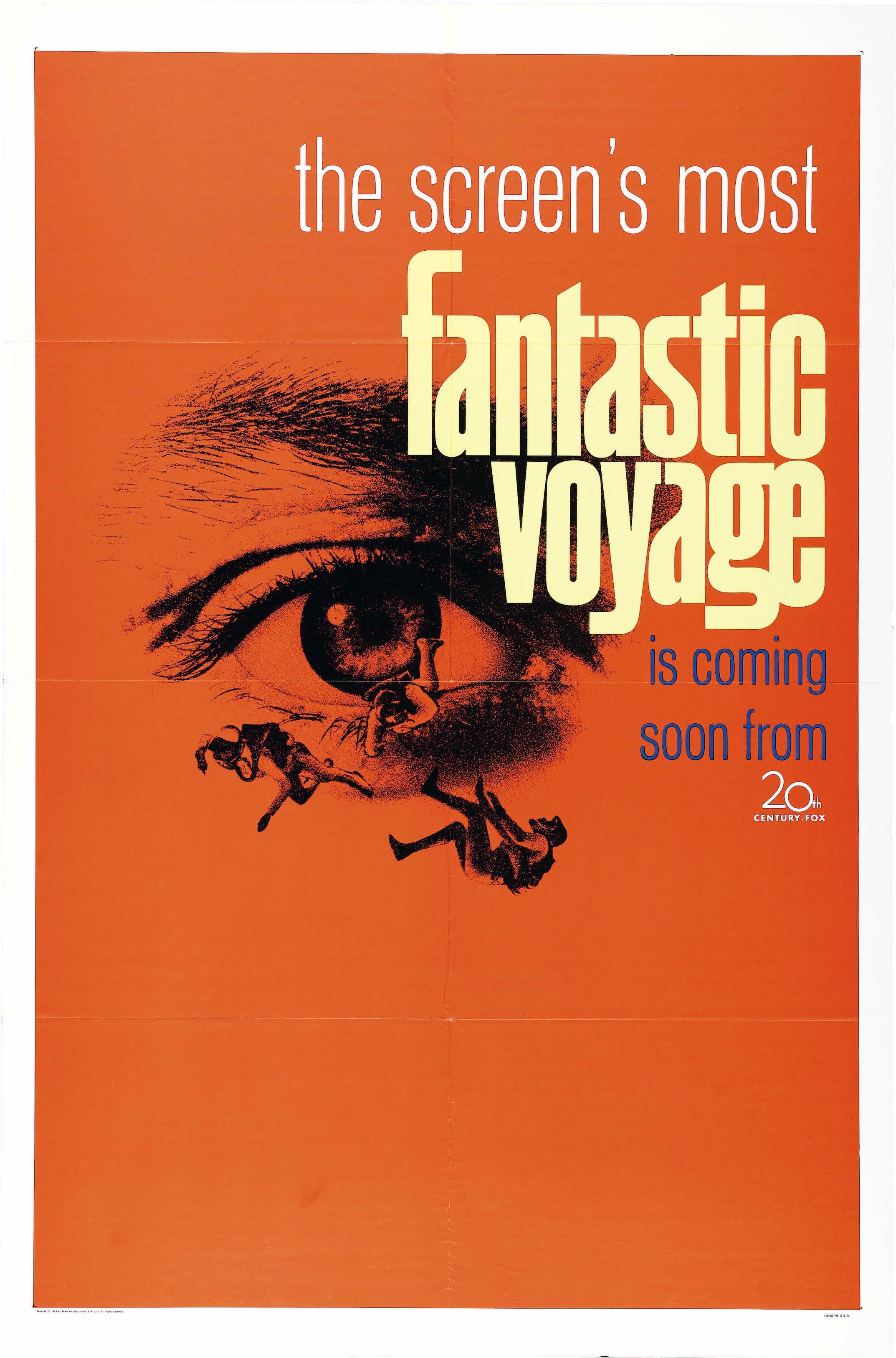 плакат фильма постер тизер Фантастическое путешествие