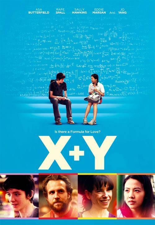плакат фильма постер Юный гений*