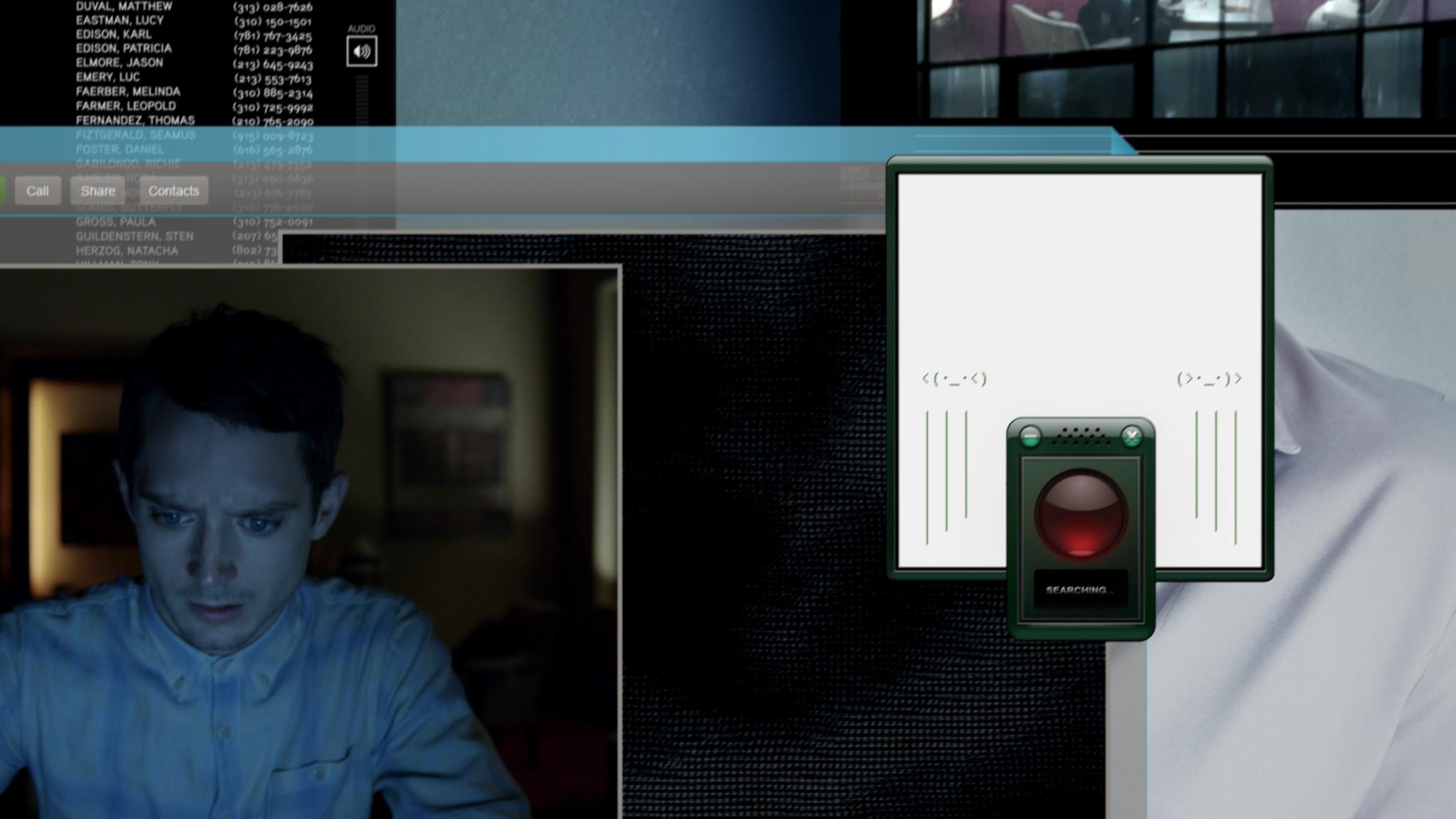кадры из фильма Открытые окна Элайджа Вуд,
