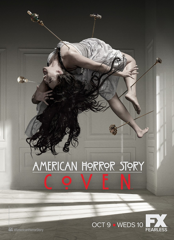 плакат фильма постер Американская история ужасов