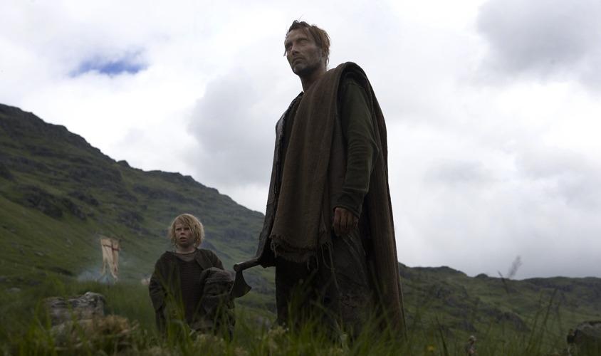 кадры из фильма Вальгалла: Сага о викинге Мадс Миккельсен,