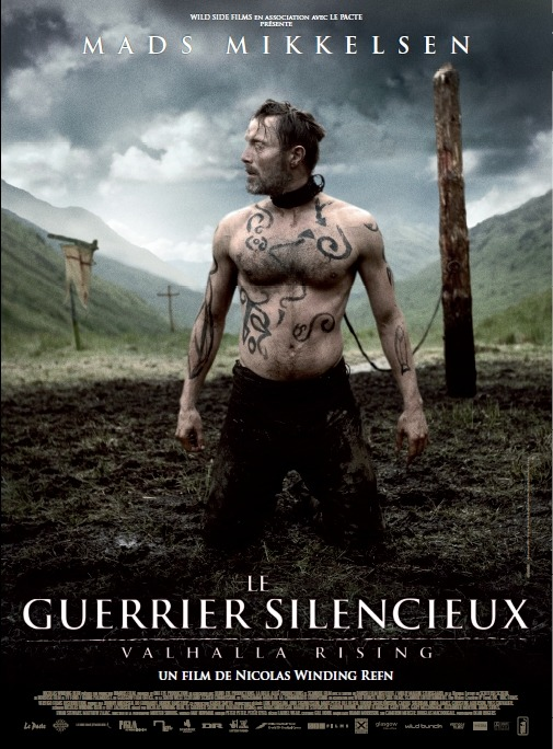 плакат фильма постер Вальгалла: Сага о викинге