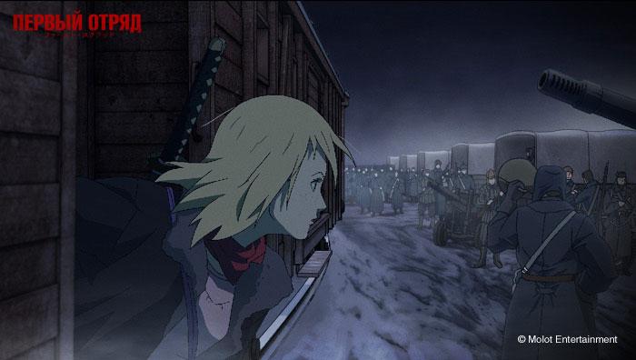 кадры из фильма Первый отряд
