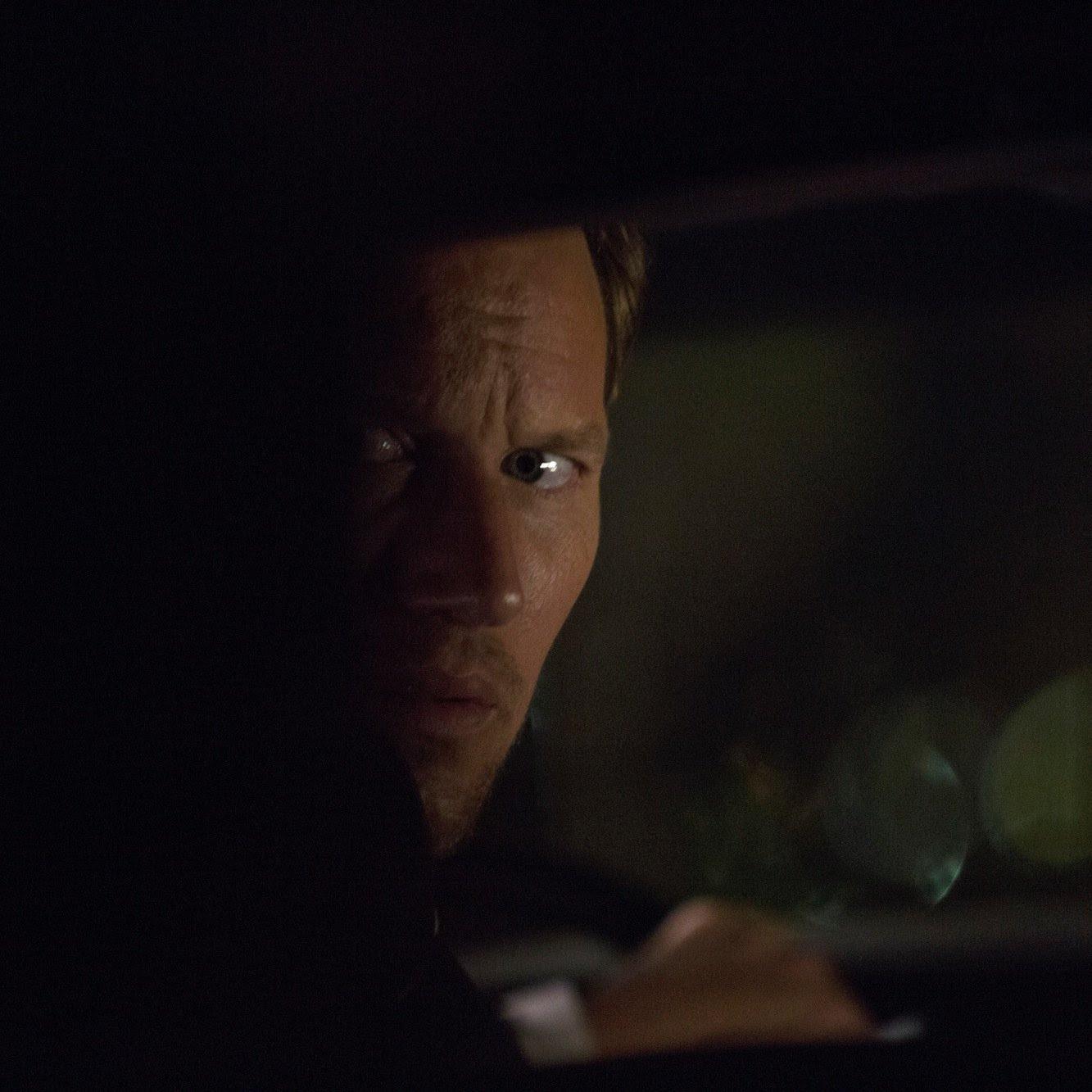 кадры из фильма Драйвер на ночь Патрик Уилсон,