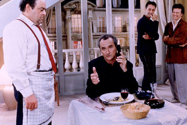 кадры из фильма Ужин с придурком