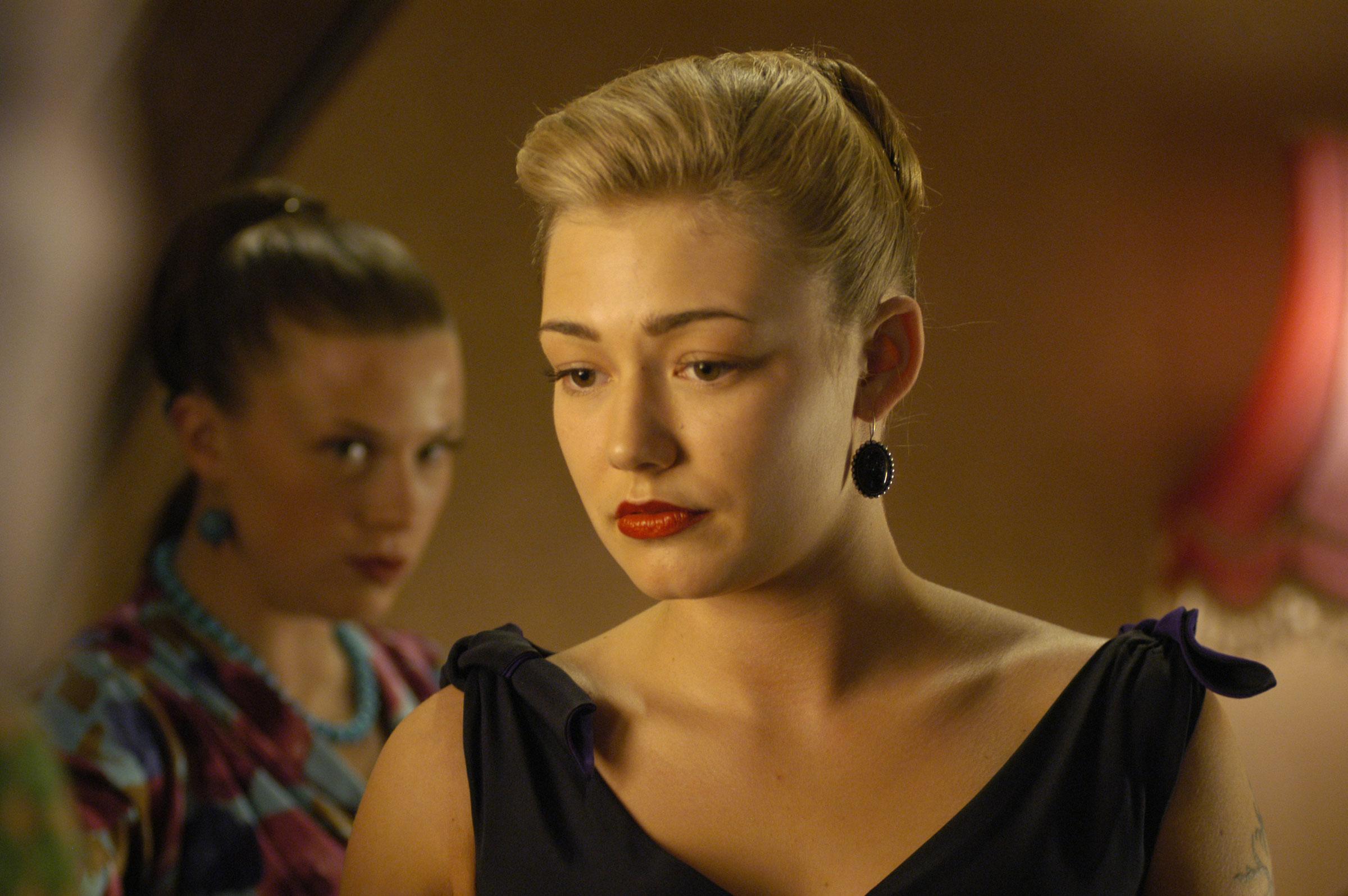кадры из фильма Стиляги
