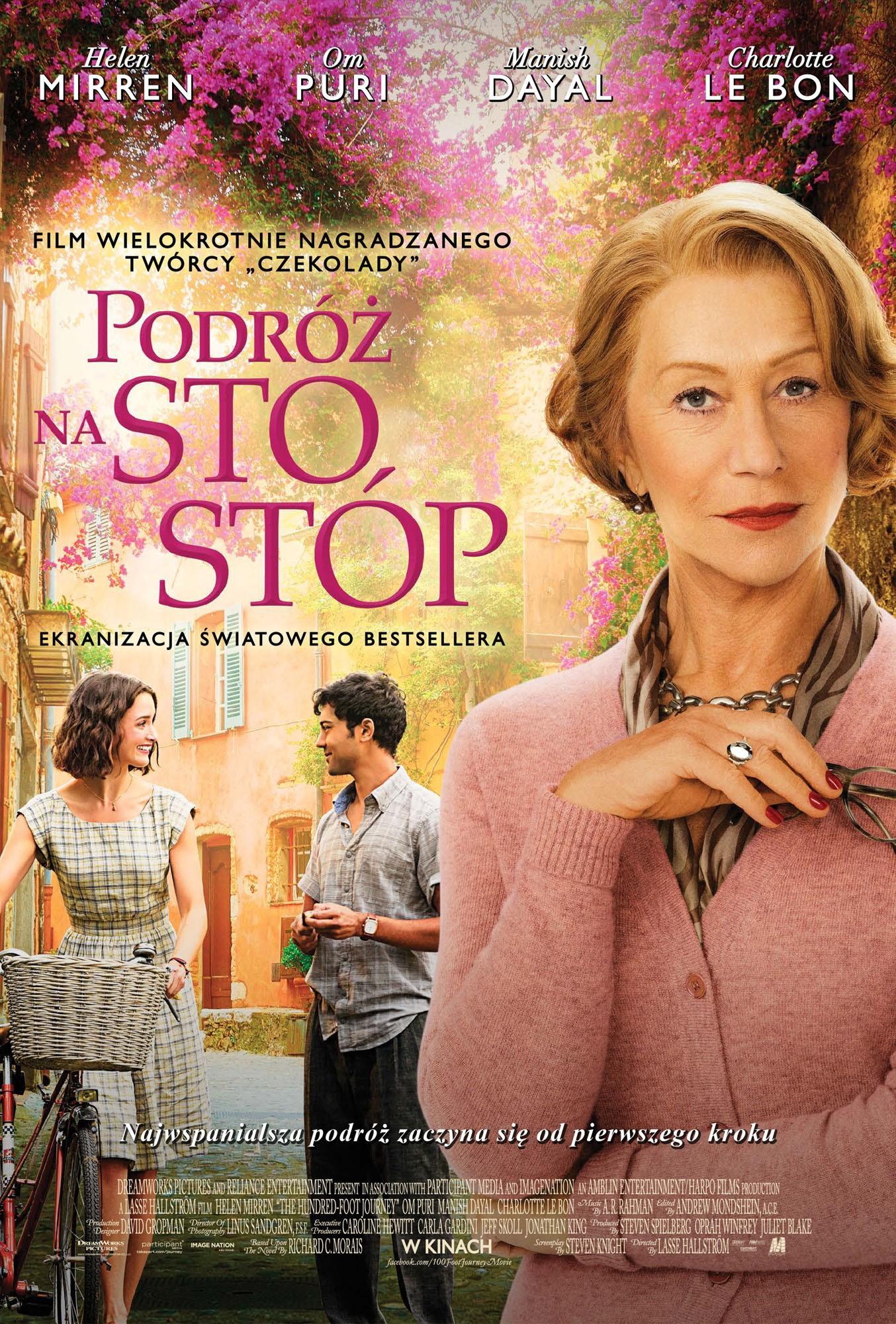 плакат фильма постер Пряности и страсти