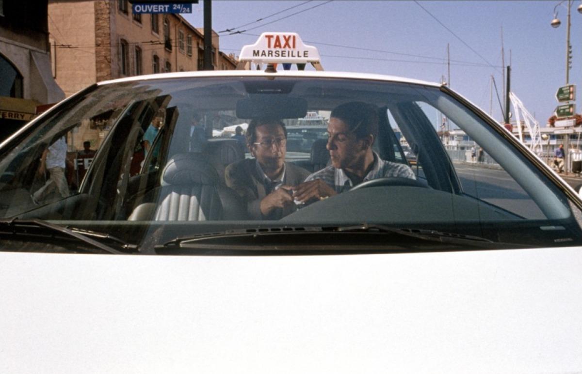 кадры из фильма Такси Филипп ду Жанеро, Сами Насери,
