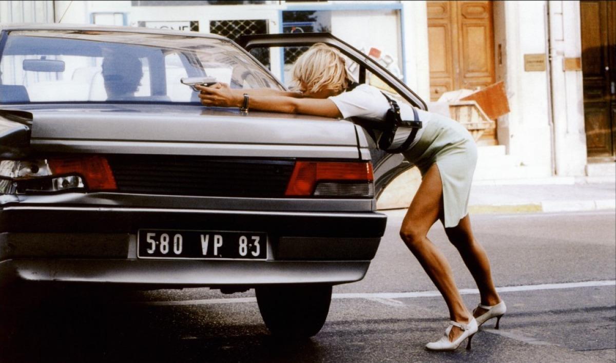 кадры из фильма Такси Эмма Виклунд,