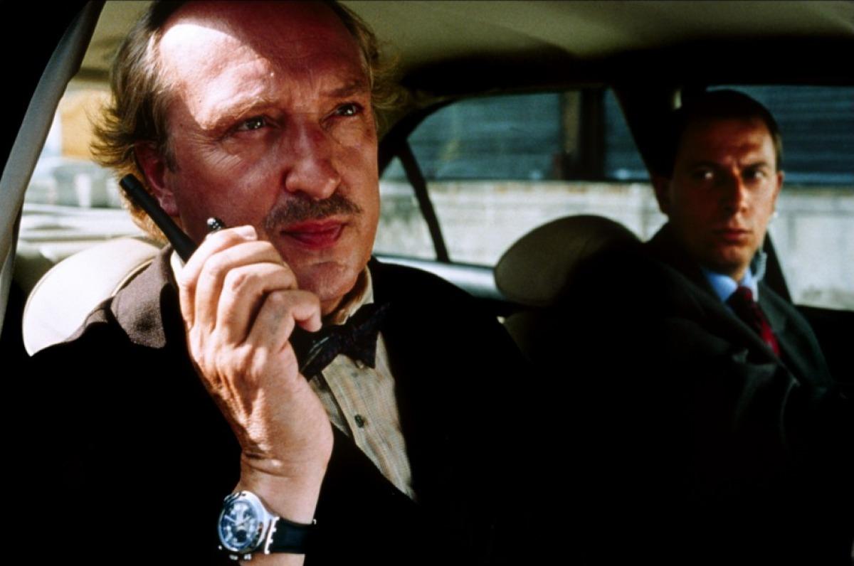 кадры из фильма Такси 2 Бернар Фарси,