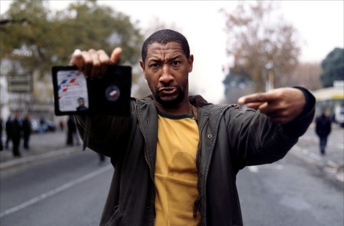 кадры из фильма Такси 3 Эдуард Монту,