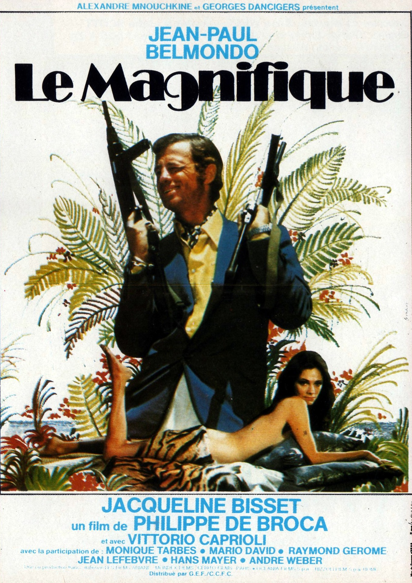 плакат фильма постер Великолепный