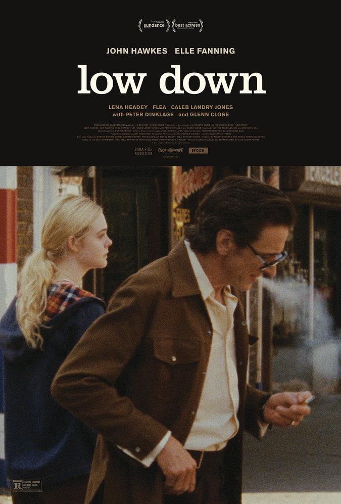 плакат фильма постер Совсем низко