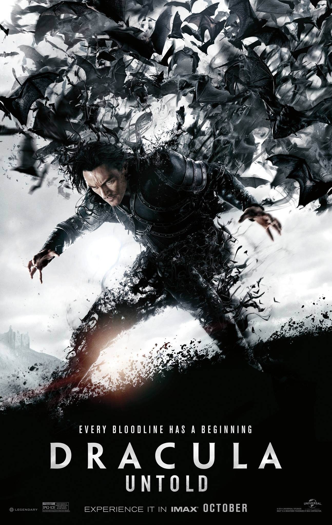 плакат фильма IMAX-постер Дракула