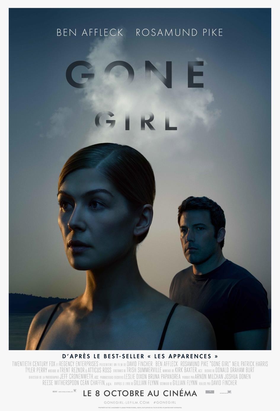 плакат фильма постер Исчезнувшая