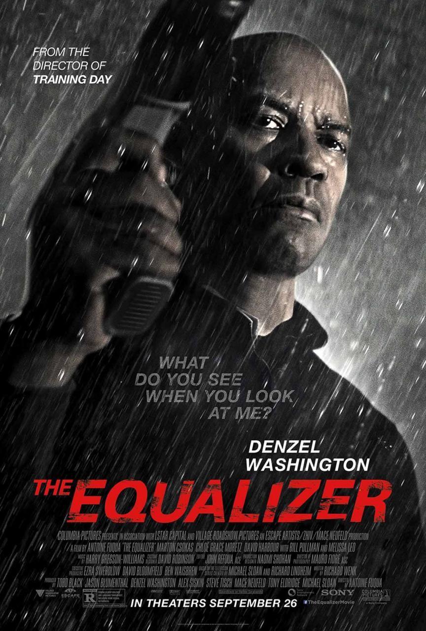 плакат фильма постер Великий уравнитель