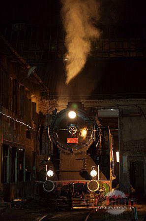 кадры из фильма Поезд*