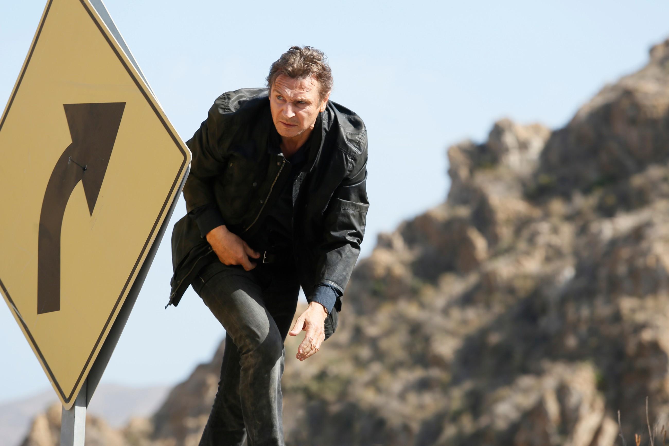 кадры из фильма Заложница 3 Лиам Нисон,