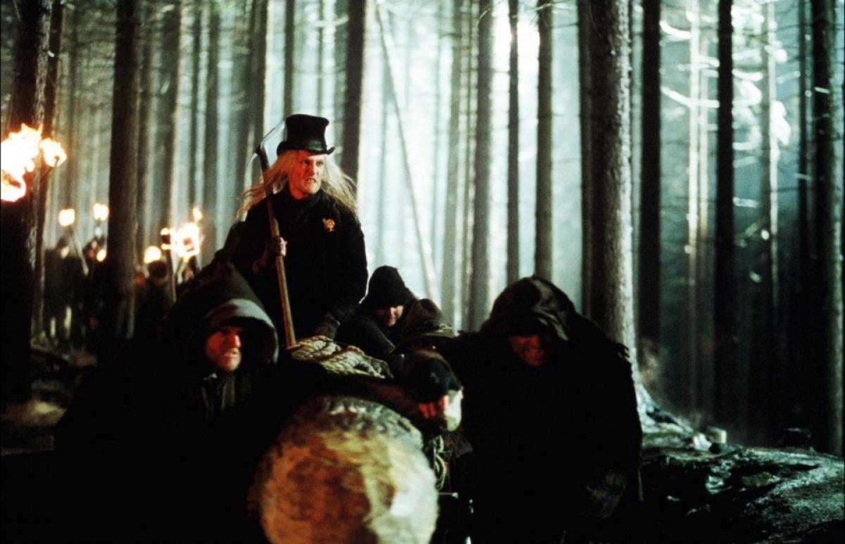 кадры из фильма Ван Хельсинг
