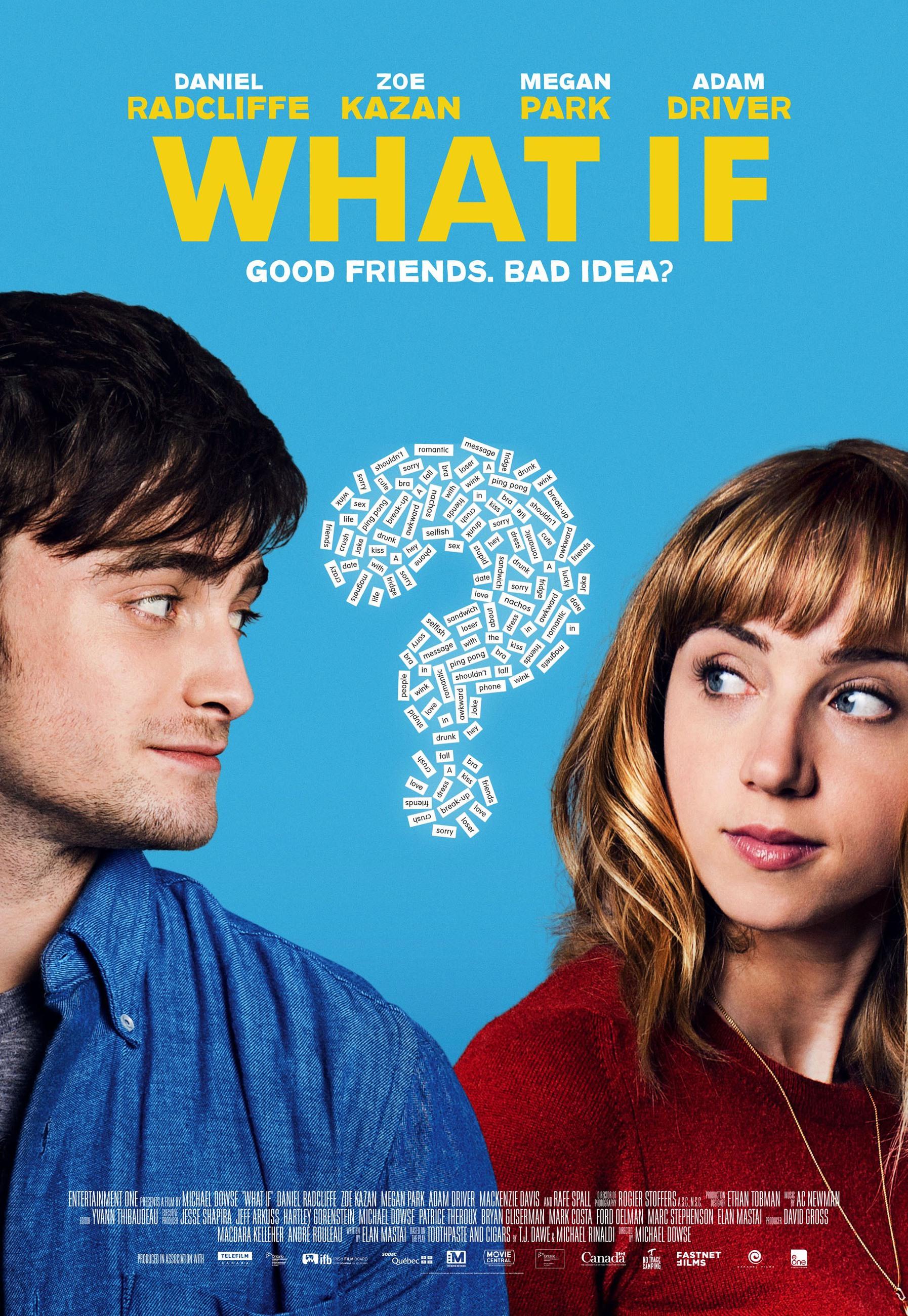плакат фильма постер Дружба и никакого секса?