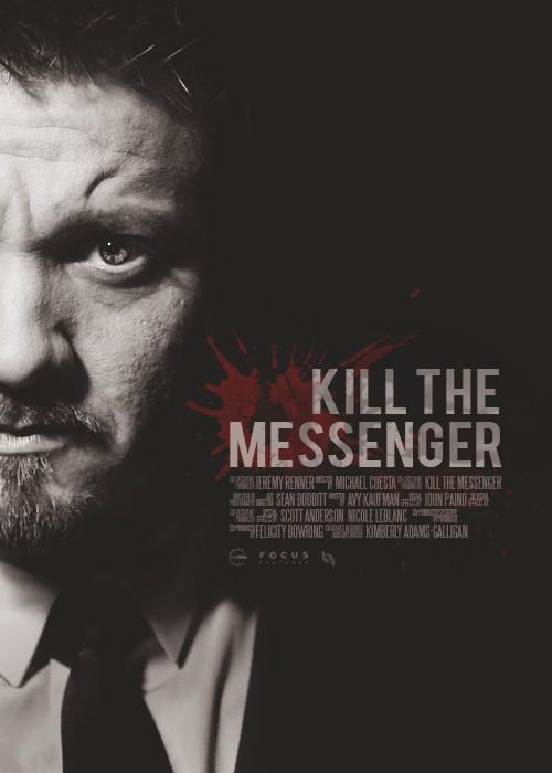 плакат фильма постер Убить гонца