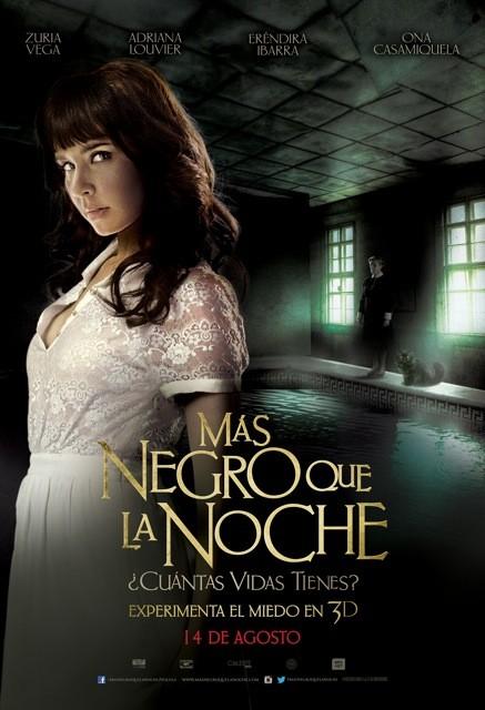 плакат фильма характер-постер Темнее ночи 3D