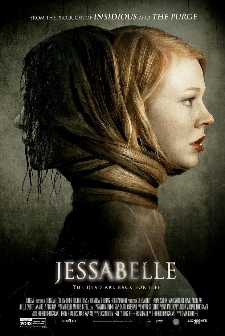 плакат фильма постер Джезабель