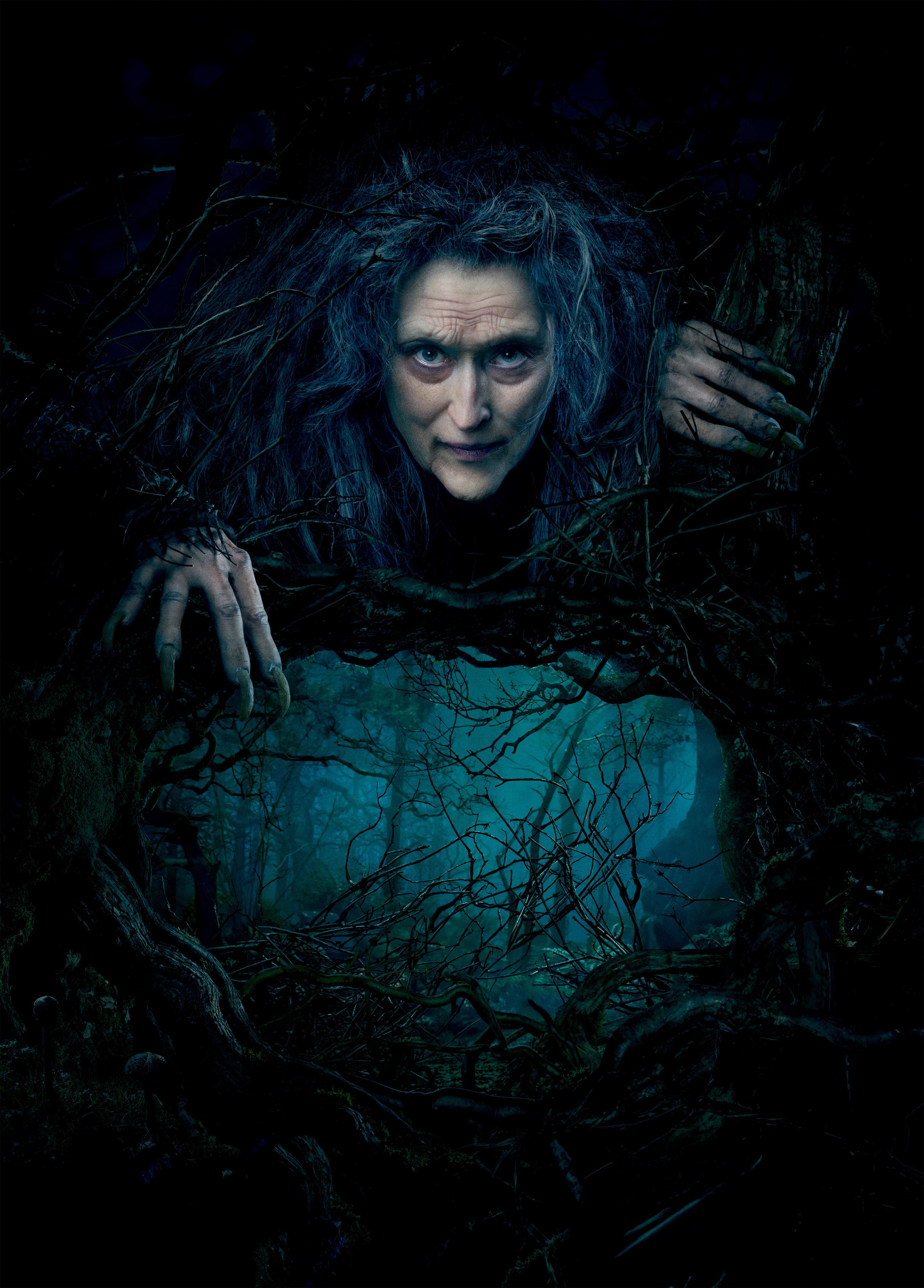 плакат фильма постер textless Чем дальше в лес…