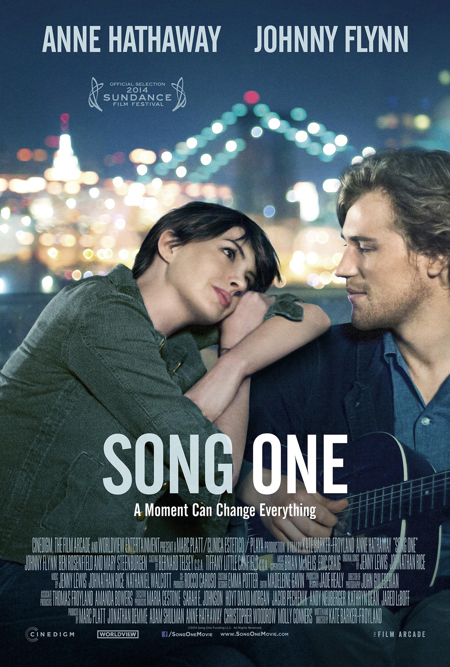 плакат фильма постер Однажды в Нью-Йорке