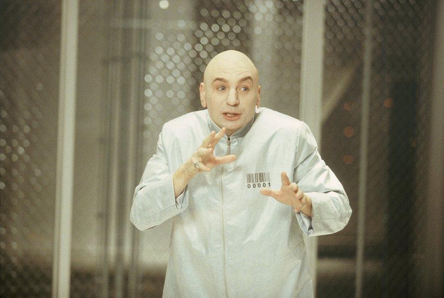 кадры из фильма Остин Пауэрс — Голдмембер