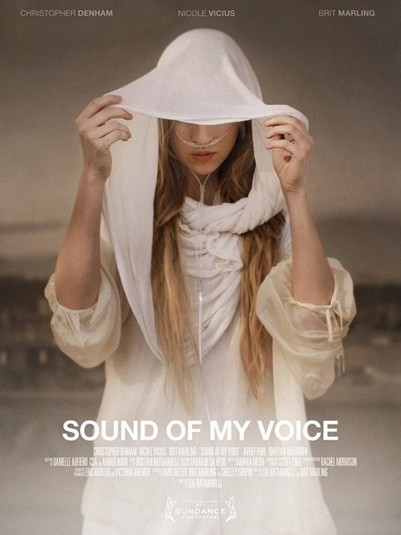 плакат фильма Звук моего голоса