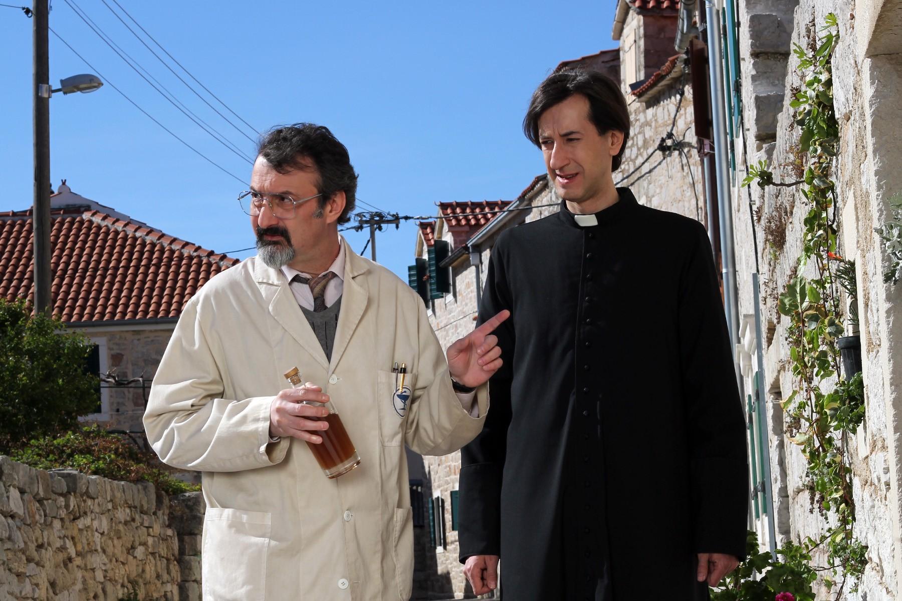 кадры из фильма Дети священника Крешимир Микич,