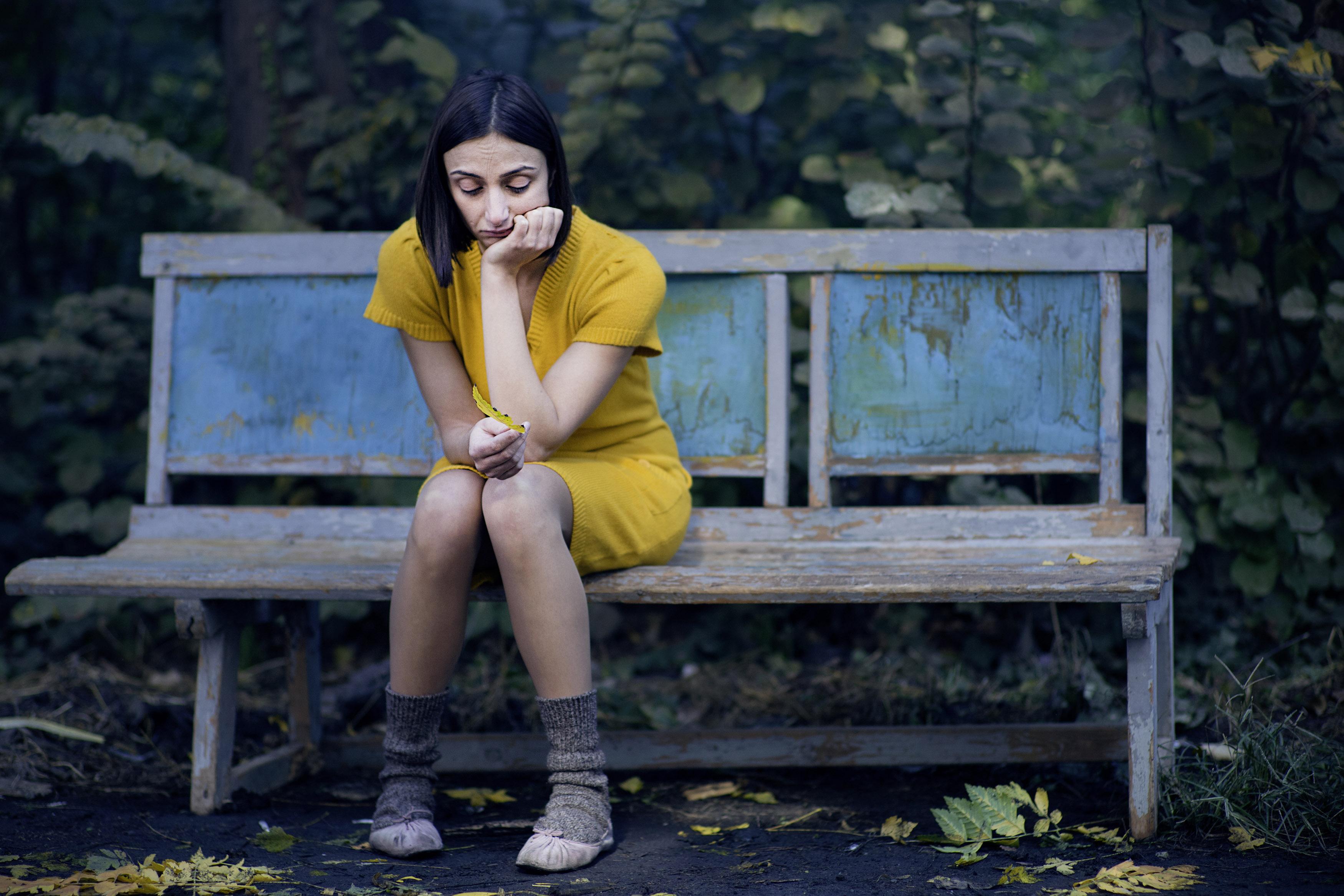 кадры из фильма Слепые свидания Иа Сухиташвили,