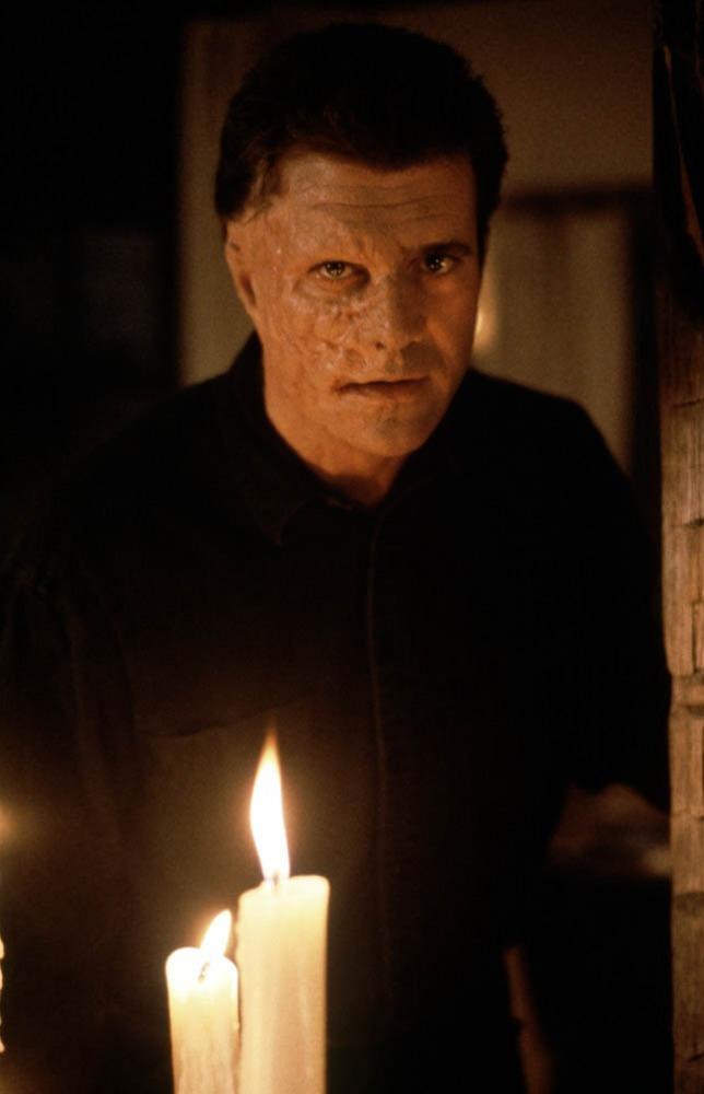 кадры из фильма Человек без лица Мел Гибсон,