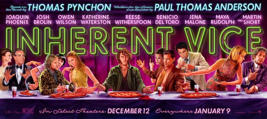 плакат фильма баннер Врожденный порок