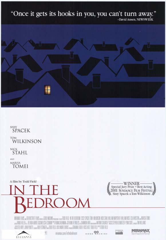 плакат фильма постер В спальне
