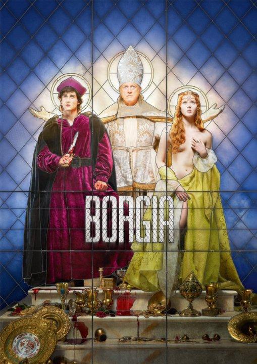 плакат фильма постер Борджиа