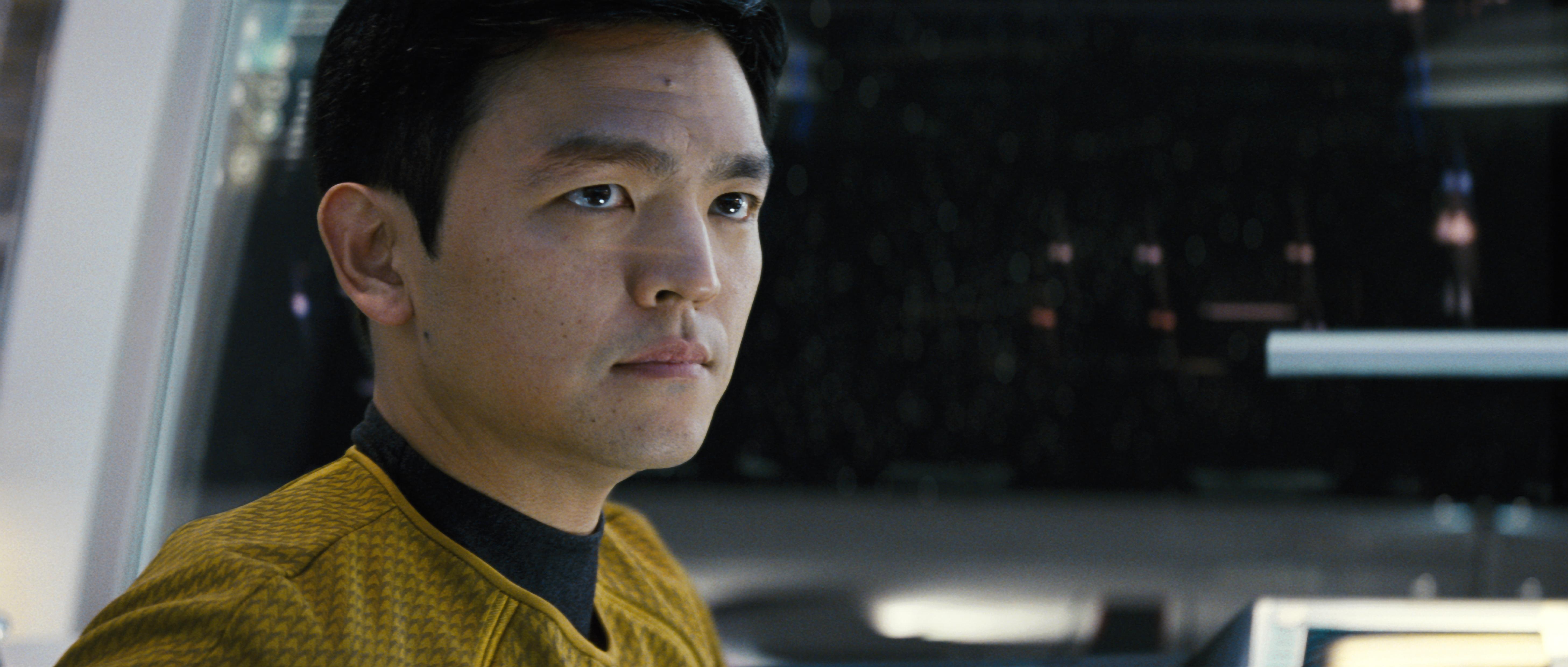 кадры из фильма Звездный путь Джон Чо,