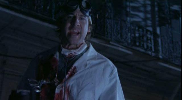 кадры из фильма Ночь демонов