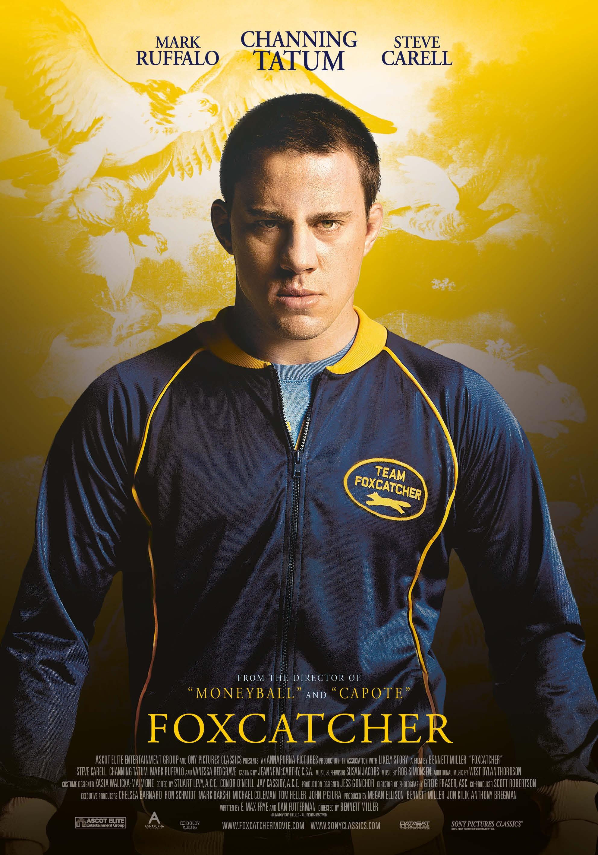 плакат фильма характер-постер Охотник на лис