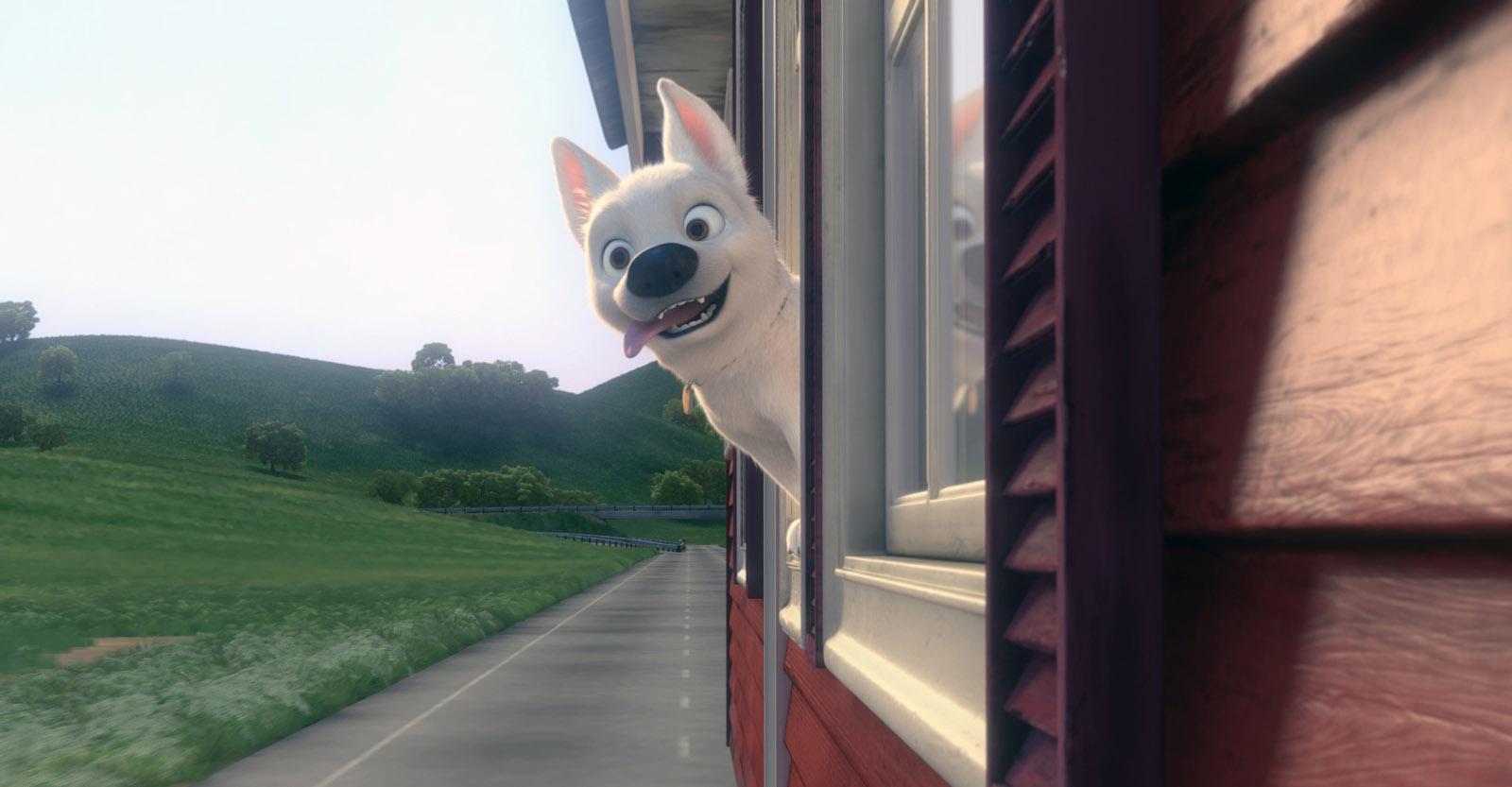 кадры из фильма Вольт