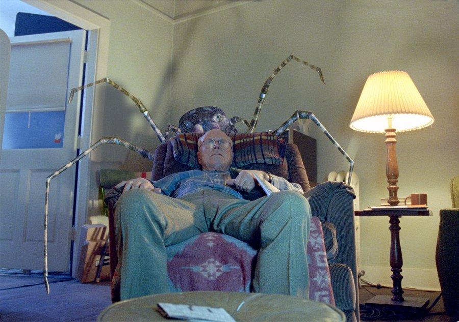кадры из фильма Атака пауков