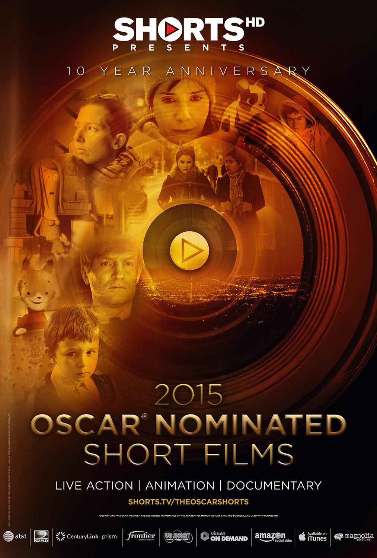 плакат фильма постер Oscar Shorts 2015. Фильмы