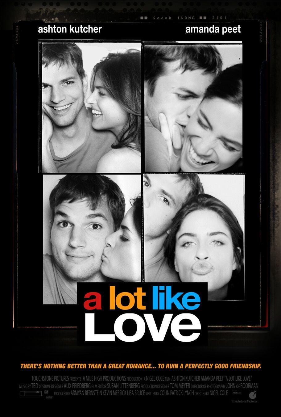плакат фильма постер Больше, чем любовь