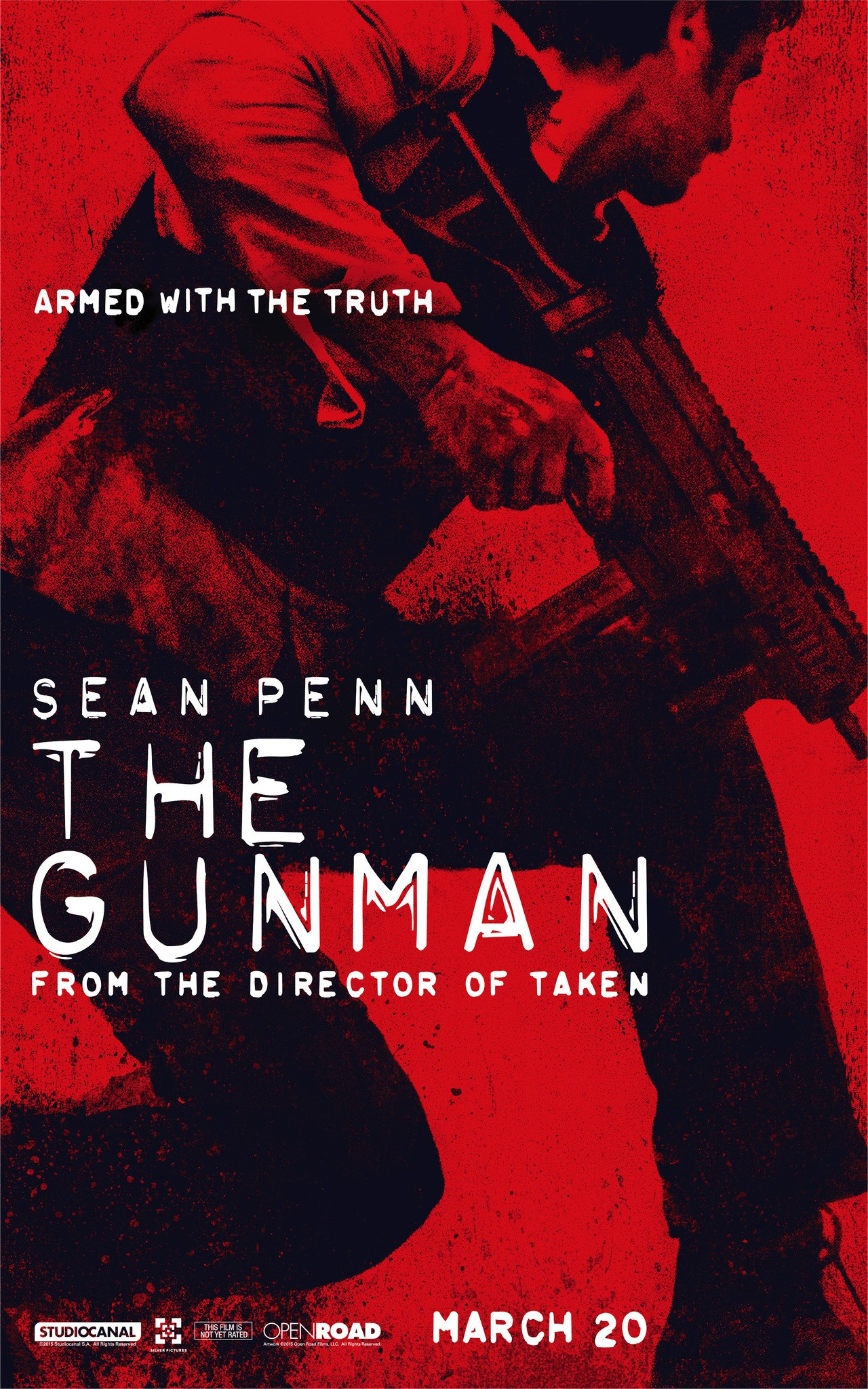 плакат фильма характер-постер Ганмен