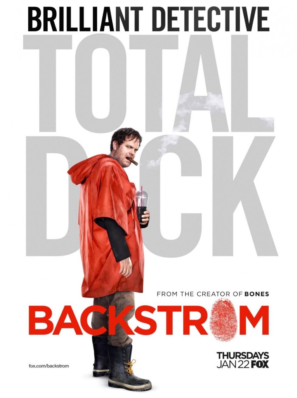 плакат фильма постер Бекстрем