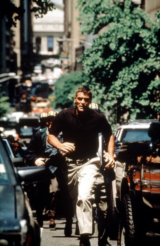 кадры из фильма Миротворец Джордж Клуни,