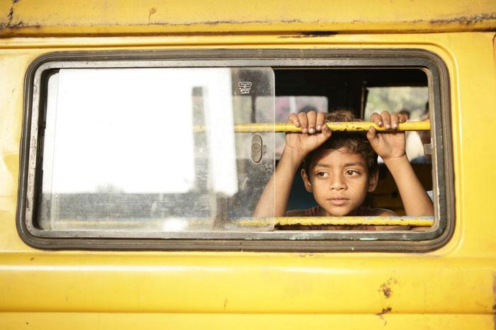 кадры из фильма Миллионер из трущоб