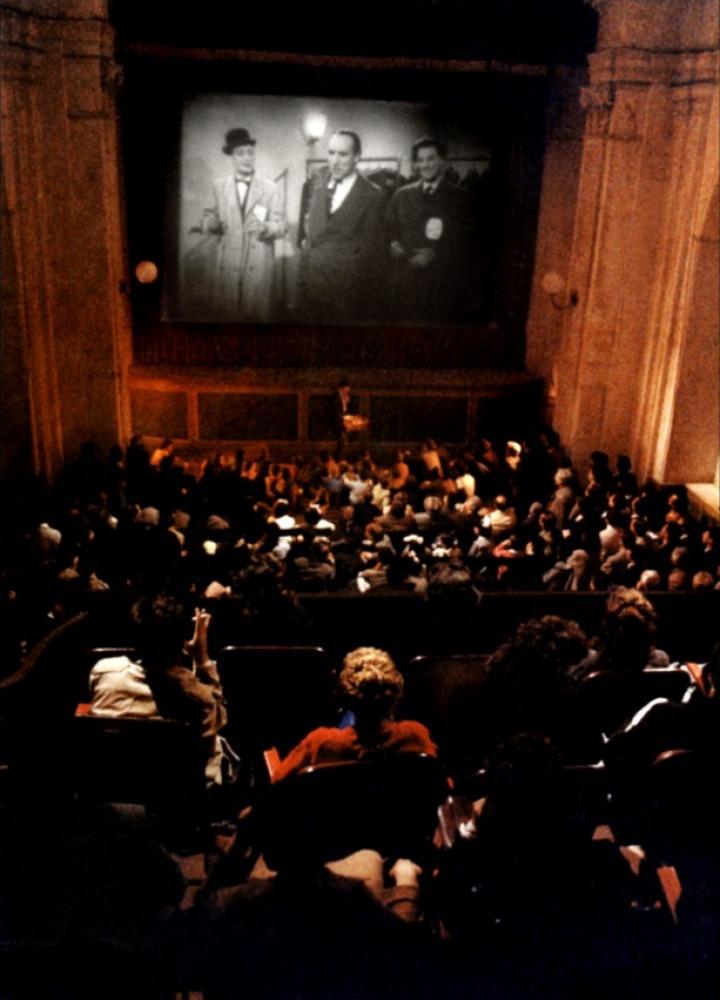 кадры из фильма Новый кинотеатр «Парадизо»